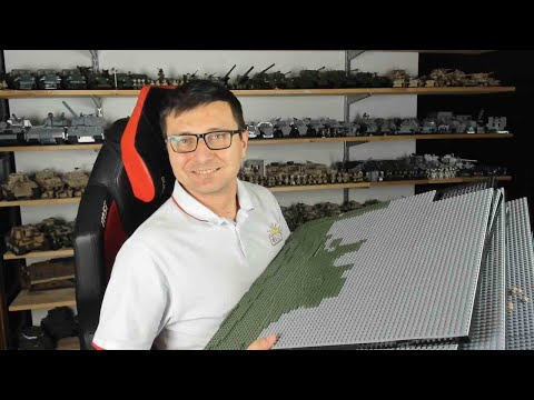 COBI Stream #65 - Najlepsze Dioramy / The Best Displays