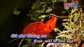 Karaoke Cat bui cuoc doi - Phoi Huynh Nguyen Cong Bang - Key Anh Duyen