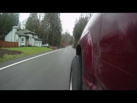 GoPro hd test on Chevy Silverado