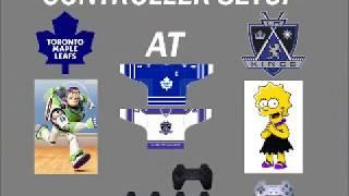 NHL FaceOff 2000 Tournament 4 Part 1