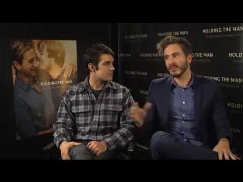 Ryan Corr & Craig Stott Talk Holding The Man   Interview ...