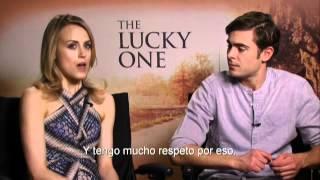 CUANDO TE ENCUENTRE - Entrevista con Zac Efron y Taylor Schilling - Oficial de Warner Bros. Pictures