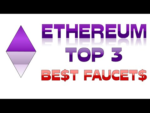 Best Ethereum Faucets to get Free ETH - Top 3