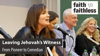 From Pioneer to Comedianᴴᴰ | Deborah Frances-White [Ex Jehovah's Witness]