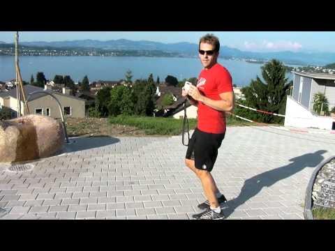 Efficient Running: Cadence Drills