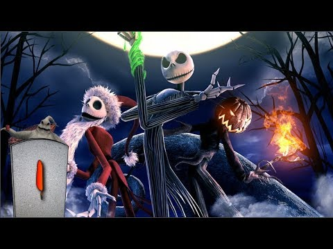 welcome to halloween town nightmare before christmas oogie s
