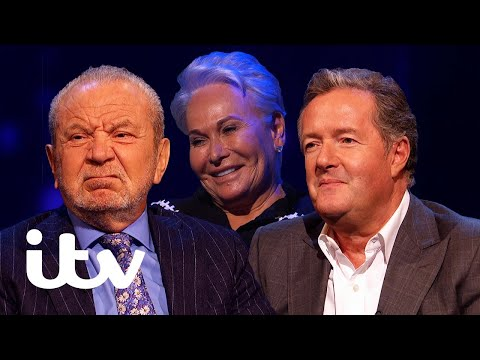 Lord Sugar Reveals the Romantic Way He Proposed on Stratford Flyover | Piers Morgan's Life Stories