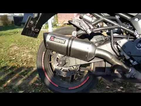 Exhaust Akrapovic Kawasaki Versys 1000 '15-
