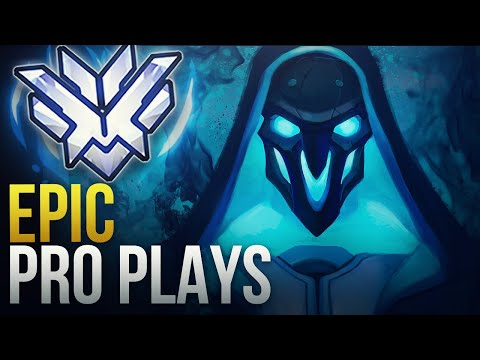 pros-making-epic-plays---overwatch-montage