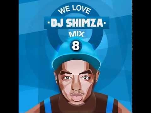 DJ Shimza 'We Love DJ Shimza 8th Mix' 2014