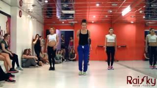 МК Кати Шошиной   BOOTY DANCE   Школа танцев RaiSky