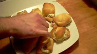 Crescent Appetizers