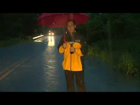 Flooding in Greene County, Pennsylvania