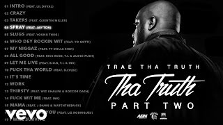 Trae Tha Truth ft. Jay'ton - Spray