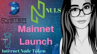 TOP 3 Mainnet Launches NOONE Is Talking About! FORGET EOS & Tron!! Oyster PRL, NULS AND INT!