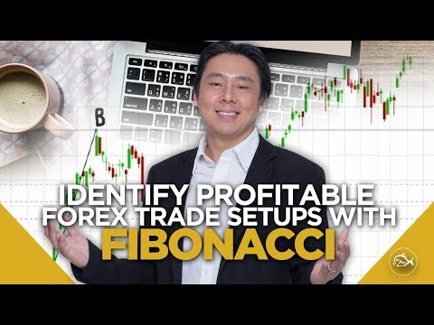 Identify Profitable Forex Trade Setups with Fibonacci by Adam Khoo