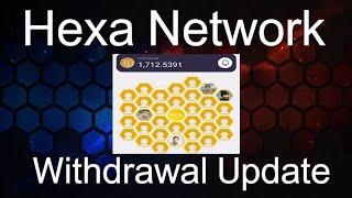 Hexa Network Withdrawal Updątes   How To Withdraw Hexa On Trust Wallet -Tricks & Tech BD