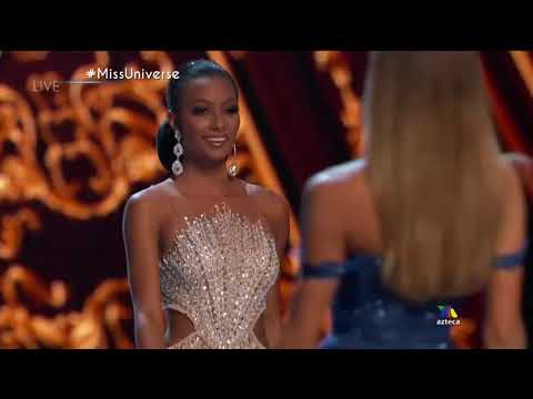 e377f2c66 Miss Universo 2018  Top 10 en traje de noche - YouTube