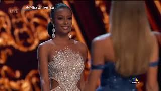 Miss Universo 2018: Top 10 en traje de noche