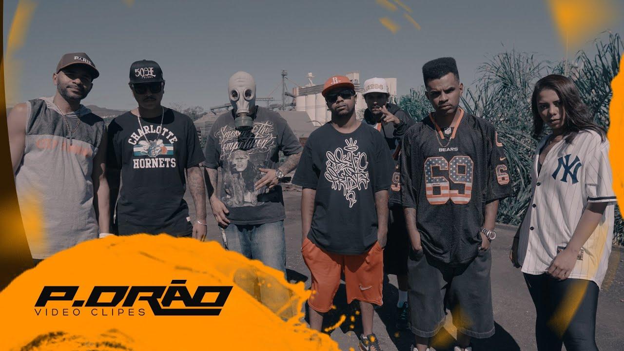 Cypher Cidade Fantasma - DOC Naipe, Buddy MC, Rdee da Oeste, Gall mc, Mano Will