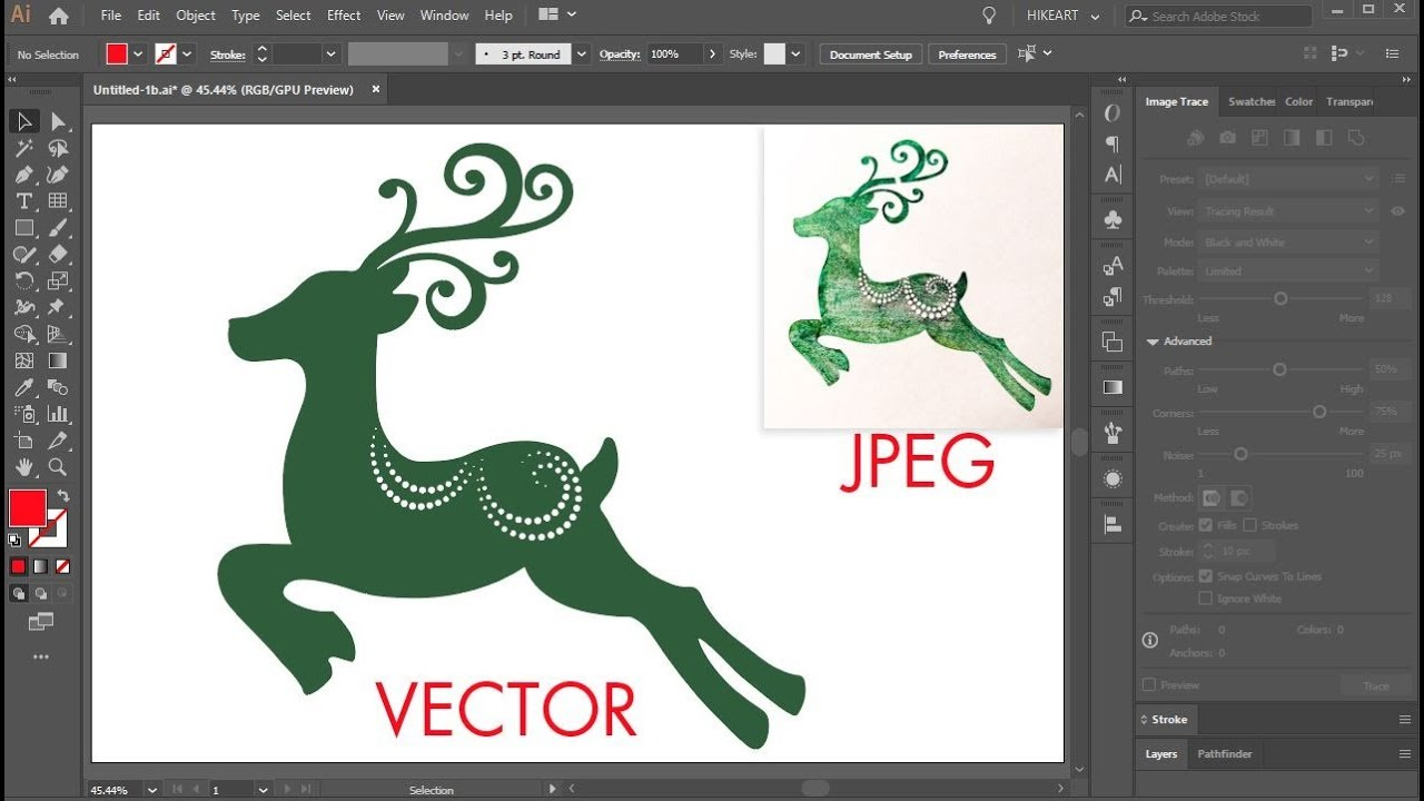How To Edit Vector Graphics In Adobe