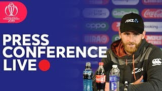 Post Match Press Conference India vs New Zealand | ICC Cricket World Cup 2019