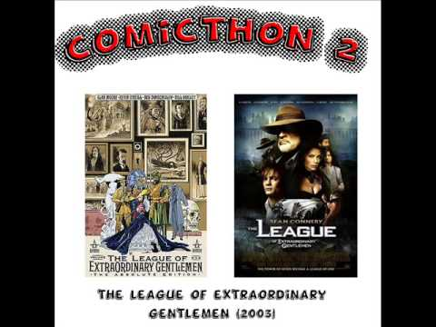 The League of Extraordinary Gentlemen (2003) Movie Review