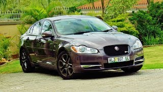 Bet you didn't know this about the Jaguar XF Pt 3