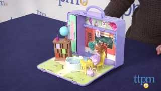 Sofia the First Portable Classroom Playset from Mattel