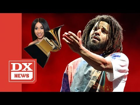 J. Cole Says Seeing Cardi B Win A Grammy Made Him Feel Like He Won Mp3