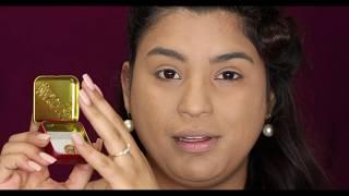 Maquillaje Casero hecho a mano