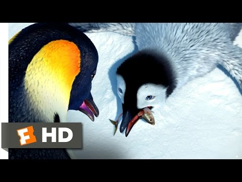 Opening To Happy Feet 2007 DVD | Doovi