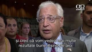 Noul ambasador al SUA in Israel vorbeste despre relatiile bune israeliano-americane