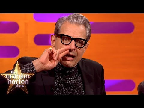 Jeff Goldblum Hijacks The Show And Talks About Grooming | The Graham Norton Show