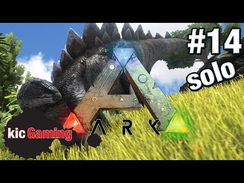 Let's Play ARK: Survival Evolved single player survival Ep 14 - Graphics driver crash