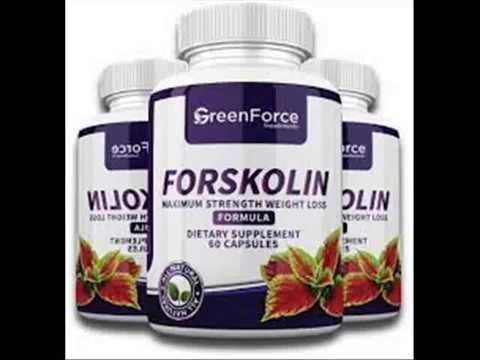 Green Force Forskolin (Weight Loss Supplement)