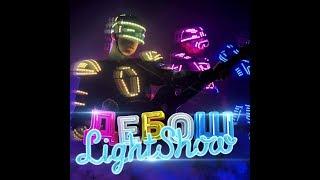Light Show Debosh Promo 2018, светодиодное шоу от кавер группы Дебош.
