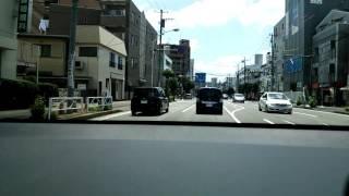 綱島街道~焼肉交差点~尻手黒川道路