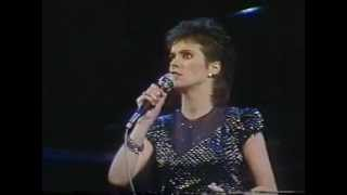 Sheena Easton. Live Concert. Vina del Mar. Chile. 1984. Show 1