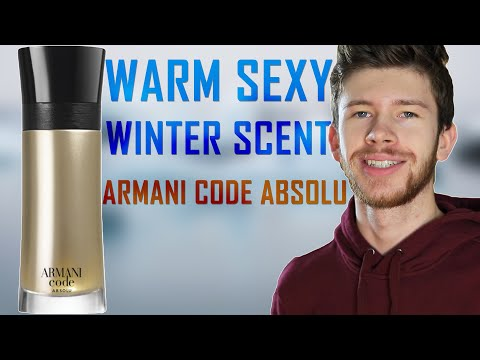 BEST SCENT FROM ARMANI | NEW ARMANI CODE ABSOLU FRAGRANCE REVIEW