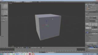 Blender для начинающих  - Урок 1 (Введение)