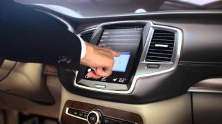 Repeat youtube video Volvo Cars and Apple CarPlay 2015