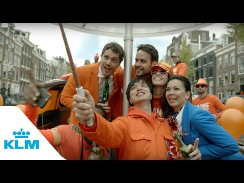 KLM & Heineken: The Orange Experience 2016