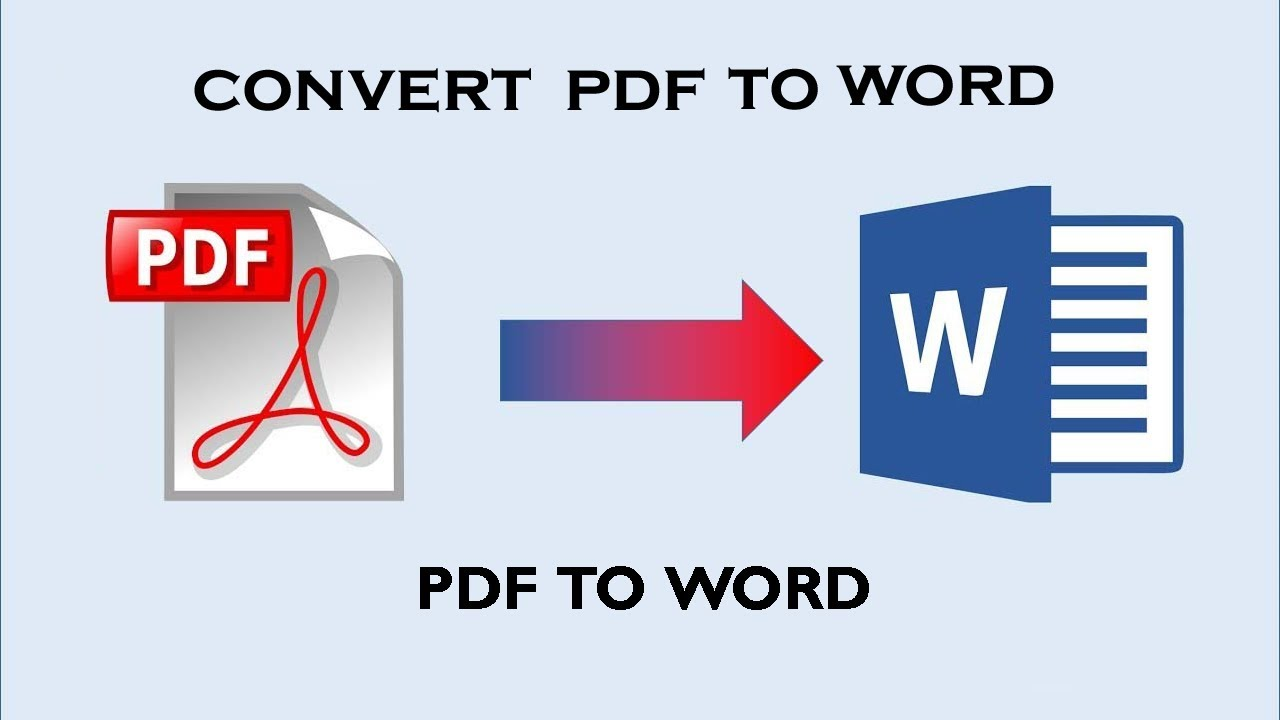 How To Convert PDF to Word Online FREE Without Email 2018 ...