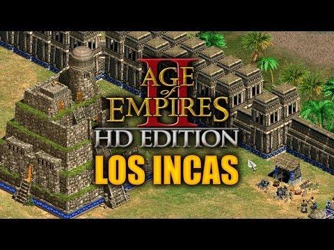 """JUGANDO Age of Empires 2 HD Edition - """"Con los Incas"""""""