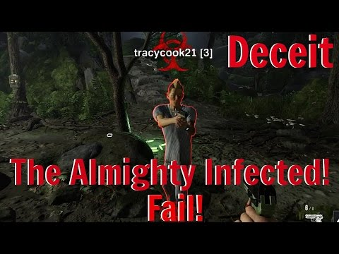 Let's Play Deceit S1 EP1 | Playing w/Tracy Talks Trash | Why am I always Innocent?