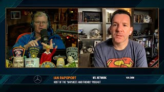 Ian Rapoport on the Dan Patrick Show (Full Interview) 2/26/21