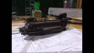 TOMYTEC 技MIX 彩色済みプラモデル MH-47G U.S.ARMY 160th SOAR 特殊作...