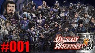 Let's Play DYNASTY WARRIORS 8 #001 [Deutsch/HD] Wei - Das beste Spiel der Welt geht in die 8. Runde