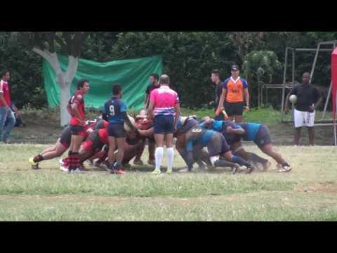 Lobos Rugby Club vs Águilas Rugby Club